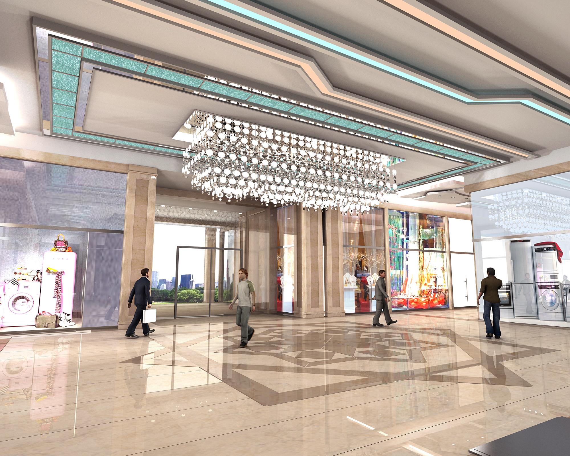 مرکز خرید بزرگ آفتاب در مشهد