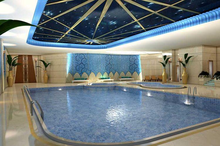 مجموعه ی آبی هتل سورینت قشم