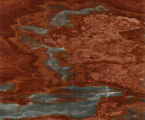 سنگ مرمر آذرشهر چوبی از محصولات صنایع سنگ پاسارگاد