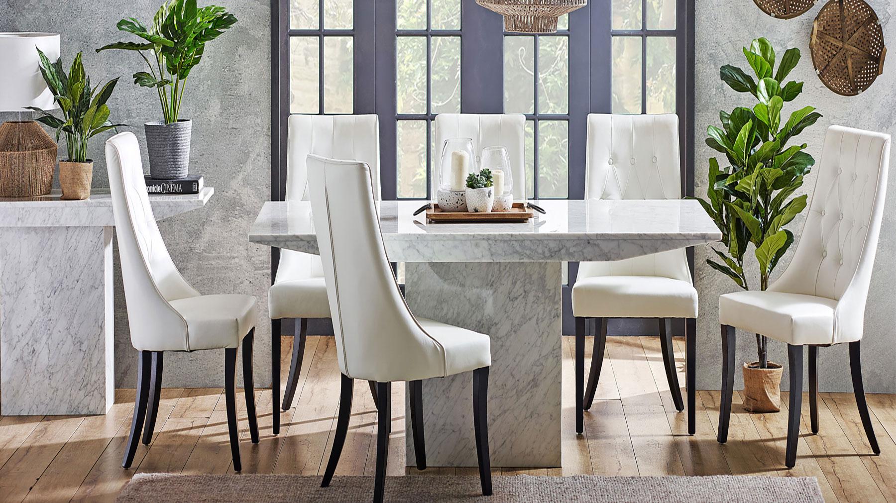 طراحی میز با سنگ